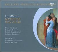 Hummel: Mathilde - Hjördis Thébault (vocals); Marian Olszewski (vocals); Ondrej Saling (vocals); Philippe Do (vocals);...