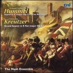 Hummel: Septet in C amjor Op. 114 (The Military); Kreutzer: Grand Septet in E flat major Op. 62