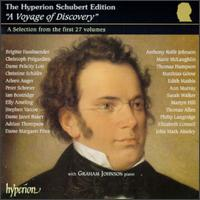 Hyperion Schubert Edition - Adrian Thompson (tenor); Ann Murray (mezzo-soprano); Anthony Rolfe Johnson (tenor); Arleen Augér (soprano);...