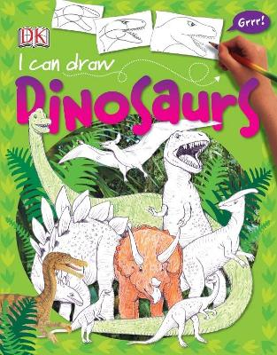 I Can Draw Dinosaurs -