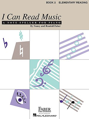 I Can Read Music, Book 2, Elementary Reading - Faber, Nancy