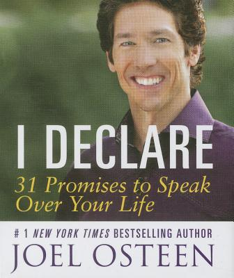 I Declare: 31 Promises to Speak Over Your Life - Osteen, Joel