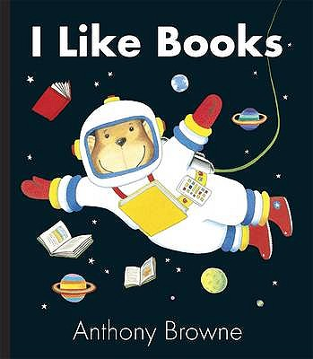 I Like Books - Browne, Anthony