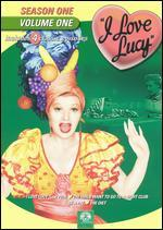 I Love Lucy: Season 1, Vol. 1