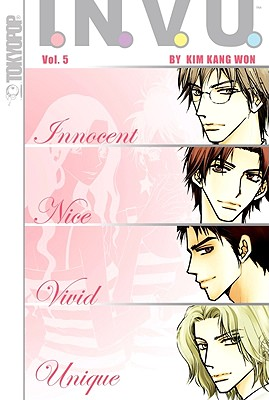 I.N.V.U., Volume 5 - Won, Kim Kang