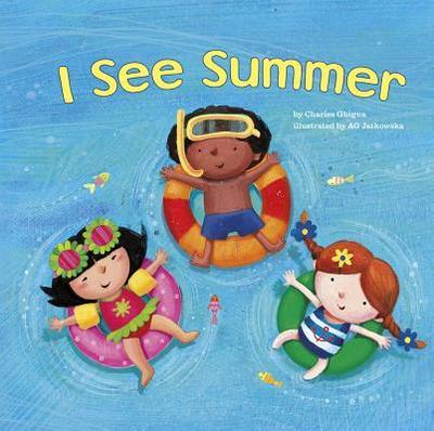 I See Summer - Ghigna, Charles