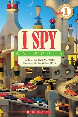 I Spy an Apple - Marzollo, Jean