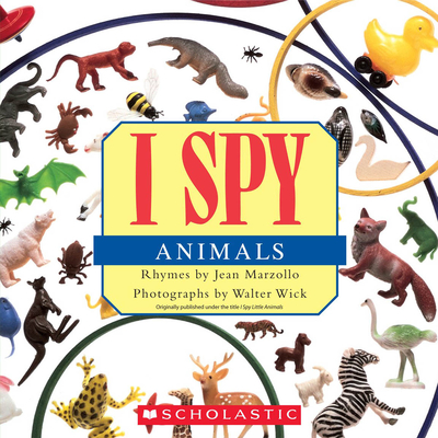 I Spy Animals - Marzollo, Jean