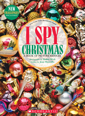 I Spy Christmas: A Book of Picture Riddles - Marzollo, Jean