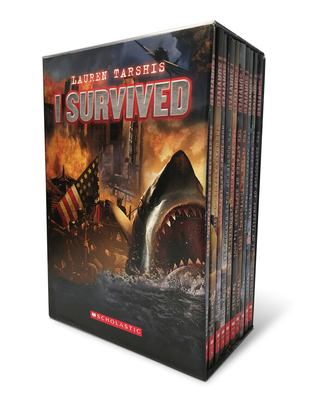 I Survived: Ten Thrilling Books (Boxed Set) - Tarshis, Lauren, and Scholastic