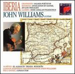 Iberia: Granados, Rodrigo, Llobet - John Williams (guitar); London Symphony Orchestra; Paul Daniel (conductor)