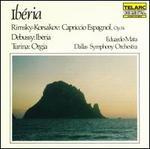Iberia: Music of Rimsky-Korsakov/Debussy/Turina
