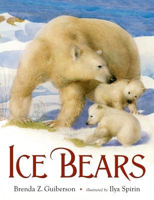 Ice Bears - Guiberson, Brenda Z.