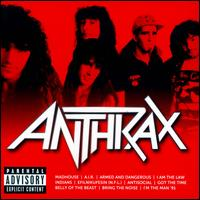 Icon - Anthrax