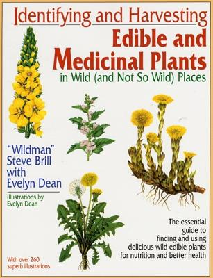 Identifying and Harvesting Edible and Medicinal Plants - Brill, Steve, and Dean, Evelyn
