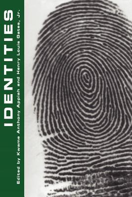 Identities - Appiah, Kwame Anthony (Editor)