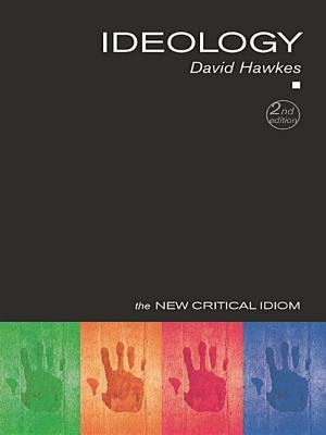 Ideology - Hawkes, David, Professor