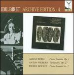 Idil Biret Archive Edition, Vol. 4