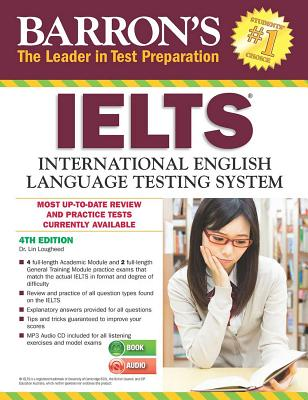 IELTS: International English Language Testing System - Lougheed, Lin