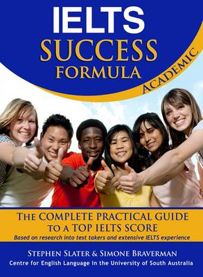 IELTS Success Formula Academic - Braverman, Simone, and Slater, Stephen