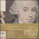 Ignaz Joseph Pleyel: Symphonie Concertante, Vol. 16