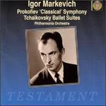 Igor Markevich Conducts Prokofiev & Tchaikovsky