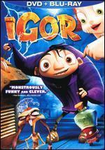 Igor [P&S] [2 Discs] [Blu-ray/DVD]