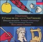 Igor Stravinsky: L'Oiseau de feu; Apollon musagète; Scherzo Fantastique