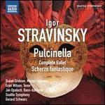 Igor Stravinsky: Pulcinella; Scherzo fantastique