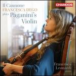 Il Cannone: Francesca Dego Plays Paganini's Violin