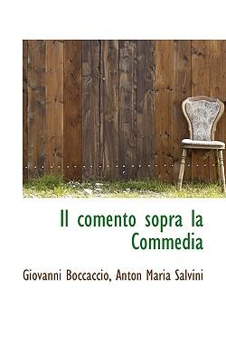 Il Comento Sopra La Commedia, Vol. II - Boccaccio, Giovanni, Professor, and Salvini, Anton Maria