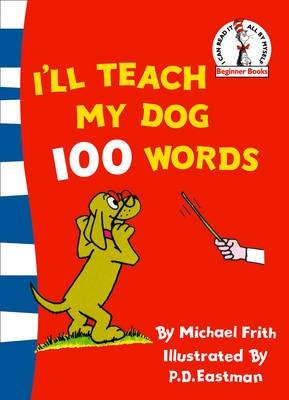 I'll Teach My Dog 100 Words - Frith, Michael