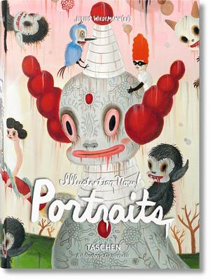 Illustration Now! Portraits - Wiedemann, Julius