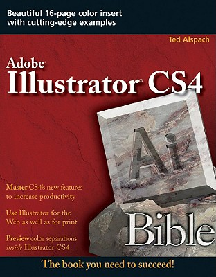 Illustrator CS4 Bible - Alspach, Ted