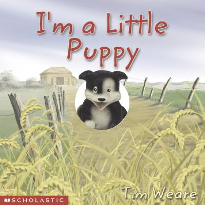 I'm a Little Puppy: A Finger-Puppet Pal -
