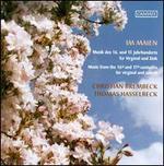 Im Maien: Musik des 16. und 17. Jahrhunderts für Virginal und Zink