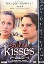 Stolen Kisses (Dvd)