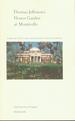 Thomas Jefferson's Flower Garden at Monticello