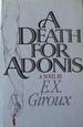 A Death for Adonis: A Robert Forsythe Mystery
