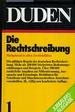 Rechtschreibung Der Deutschen Sprache Und Der Fremdworter (German Edition) Dudan Band1