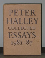 Peter Halley: Collected Essays 1981-87