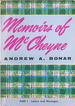 Memoirs of McCheyne: Part I Letters and Messages