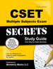 Cset Multiple Subjects Exam Secrets Study Guide: Cset Test Review for the California Subject Examinations for Teachers