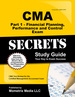 Cma Part 1-Financial Planning, Performance and Control Exam Secrets Study Guide: Cma Test Review for the Certified Management Accountant Exam