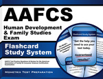Aafcs Human Development & Family Studies Exam Flashcard Study System: Aafcs Test Practice Questions & Review for the American Association of Family & Consumer Sciences Certification Examination (Cards)