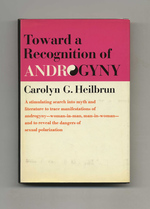 Toward a Recognition of Androgyny-1st Edition/1st Printing