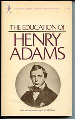 The education of Henry Adams; an autobiography.