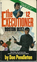 Boston Blitz The Executioner #12
