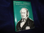 Heber C. Kimball, Mormon Patriarch and Pioneer