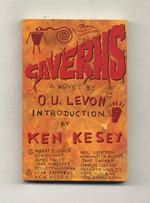 Caverns-1st Edition/1st Printing